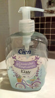 Hand soap lavender and romarin - Produit
