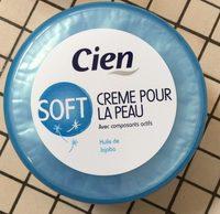 Crème pour la peau soft  Cien - Produit