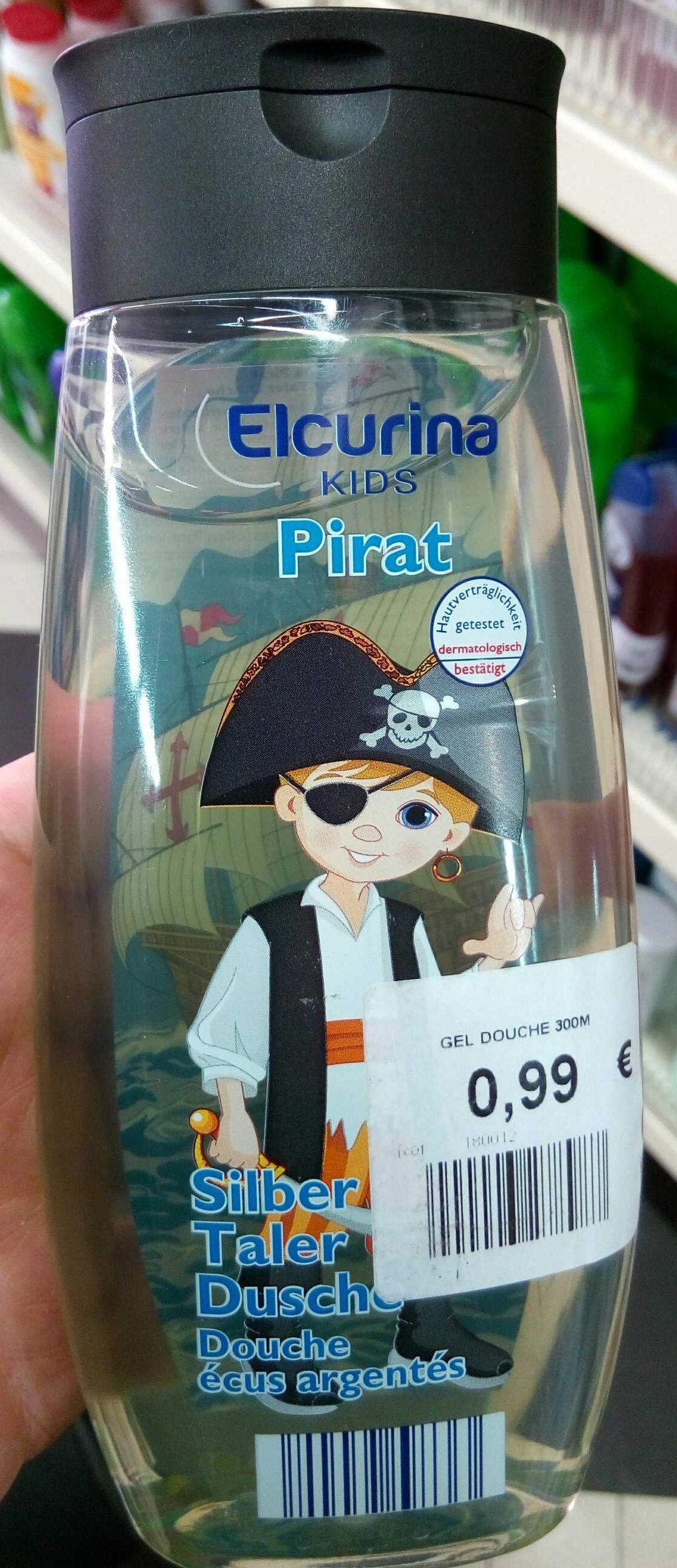 Pirat, douche écus argenté - Product - fr