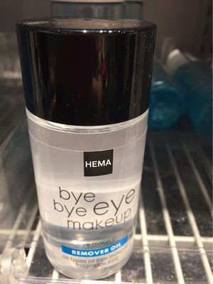 Bye bye eye makeup - Product - fr