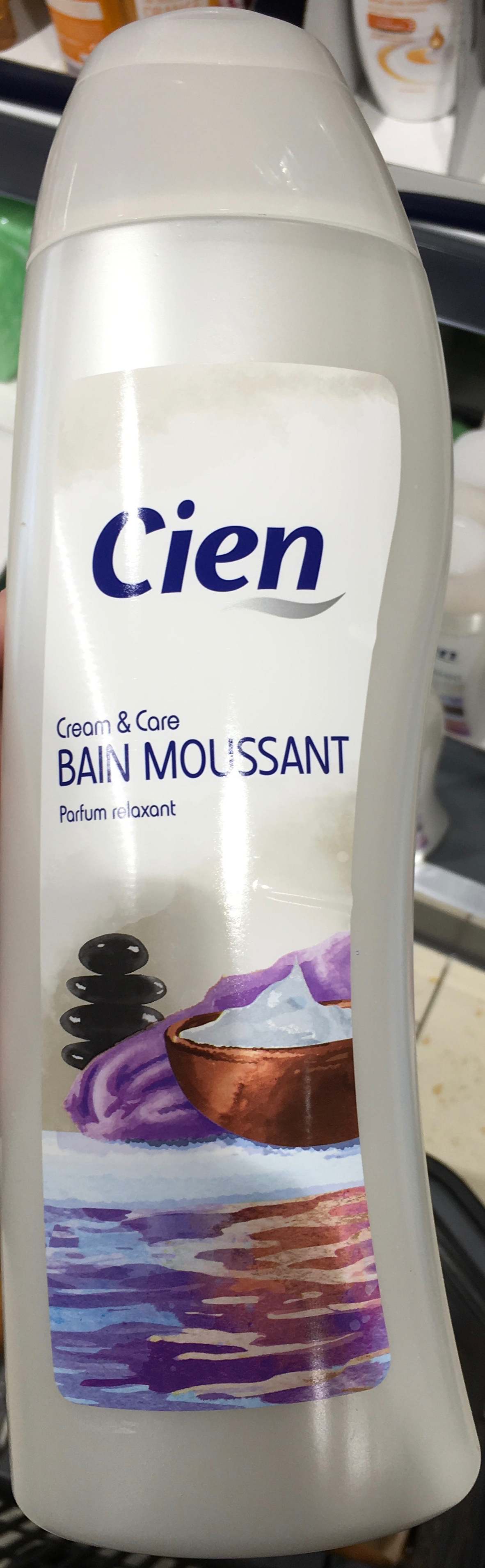 Cream & Care Bain Moussant - Product