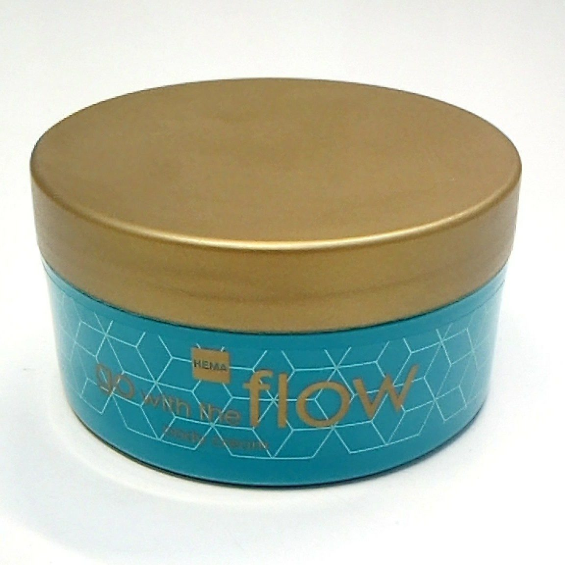 Go With The Flow Body Cream - Product