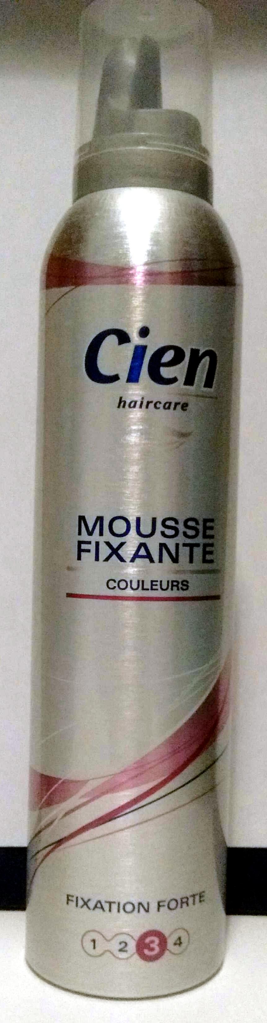 Mousse Fixante Couleurs Fixation Forte - Product - fr