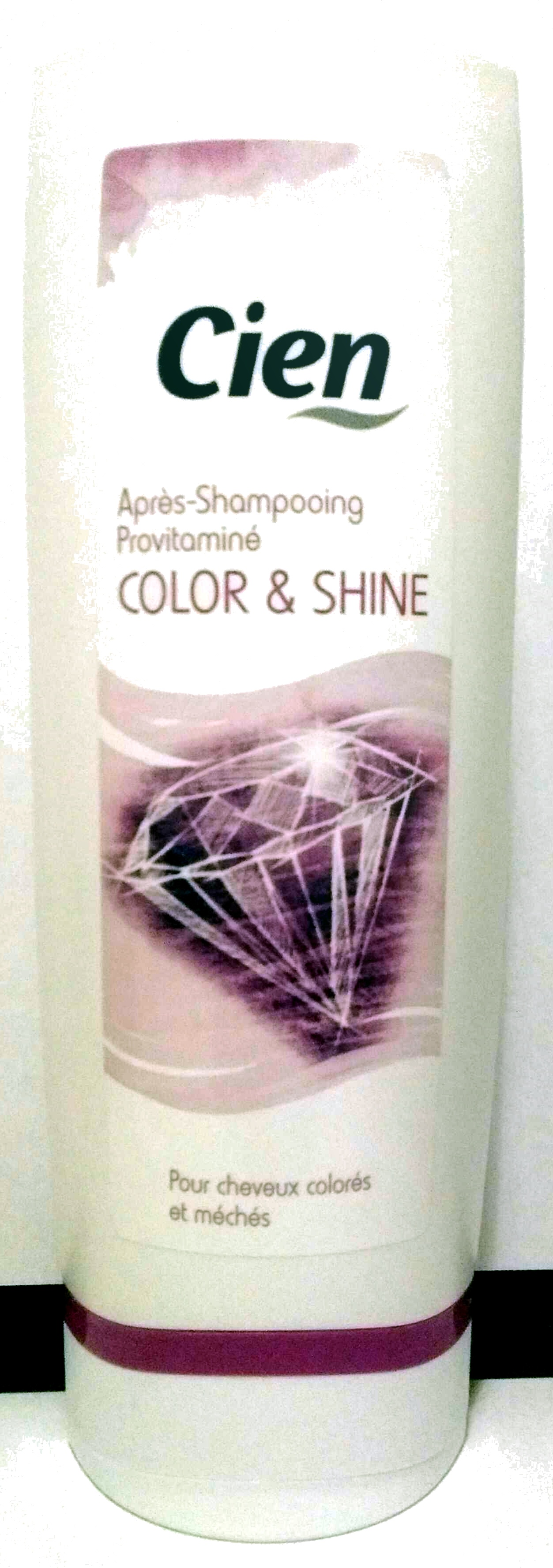 Après-shampooing provitaminé Color & Shine - Product