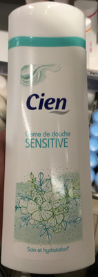 Crème de douche Sensitive - Product