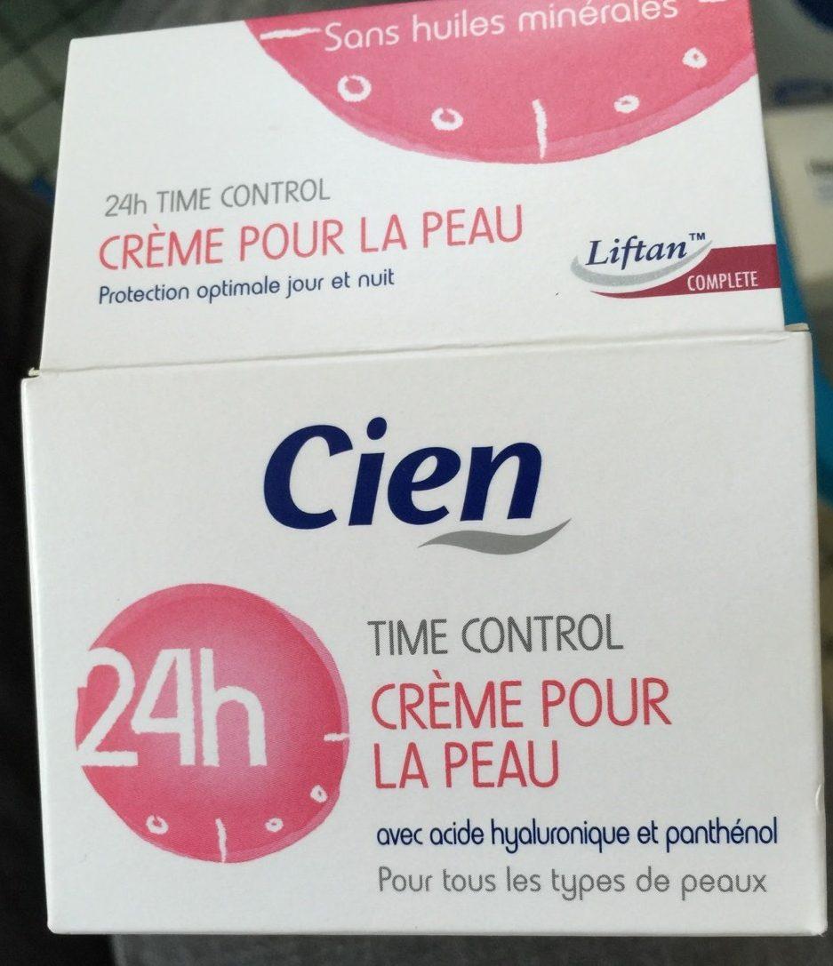 Time control - Crème pour la peau - Product