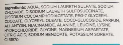 Duschgel - Ingredients - de