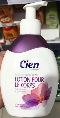 Lotion pour le corps hydratante - Product