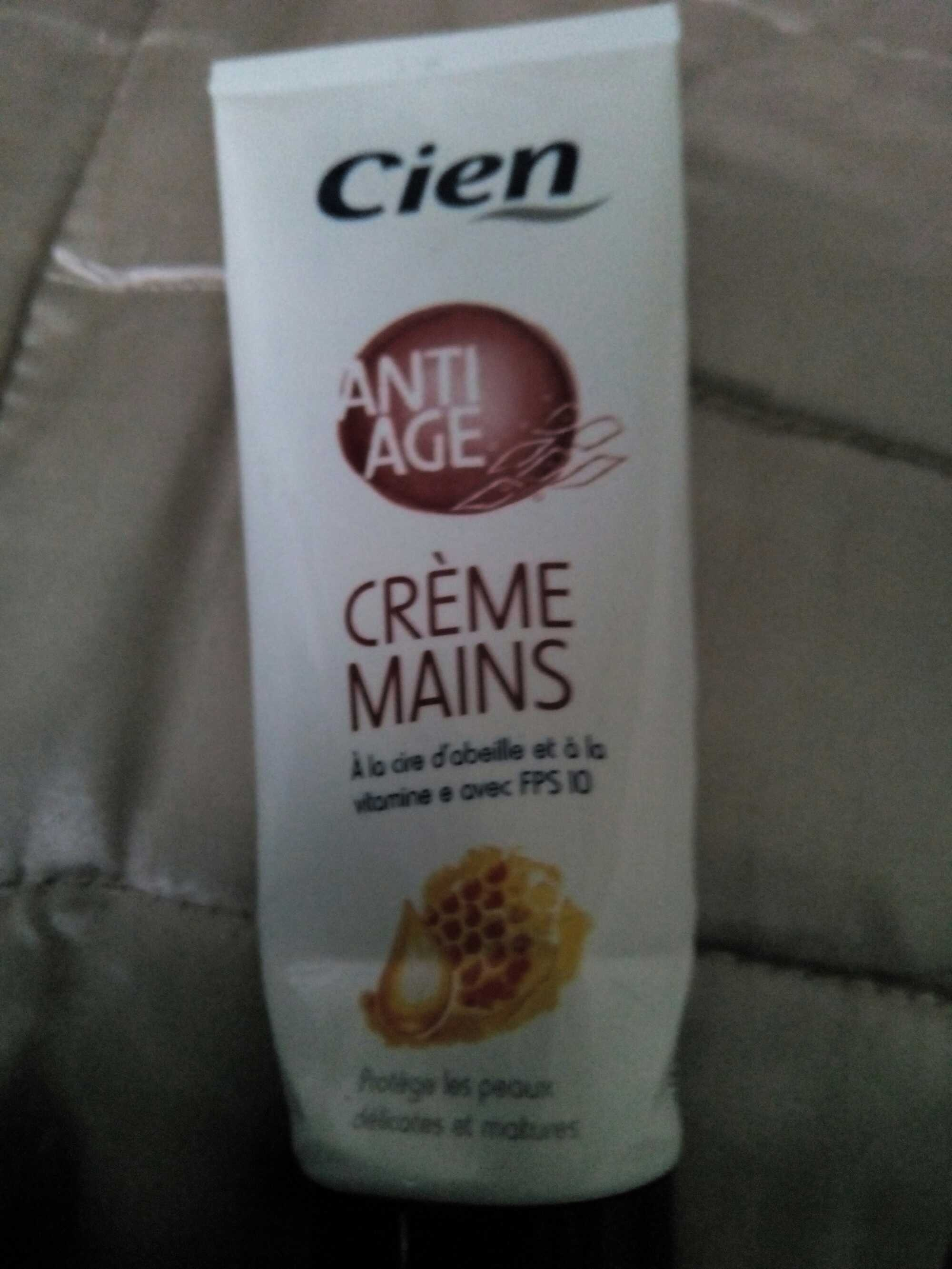 Hand creme Anti Age - Product - en