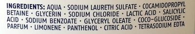 Gel nettoyant pour mains Classic-Clear - Ingrédients - fr