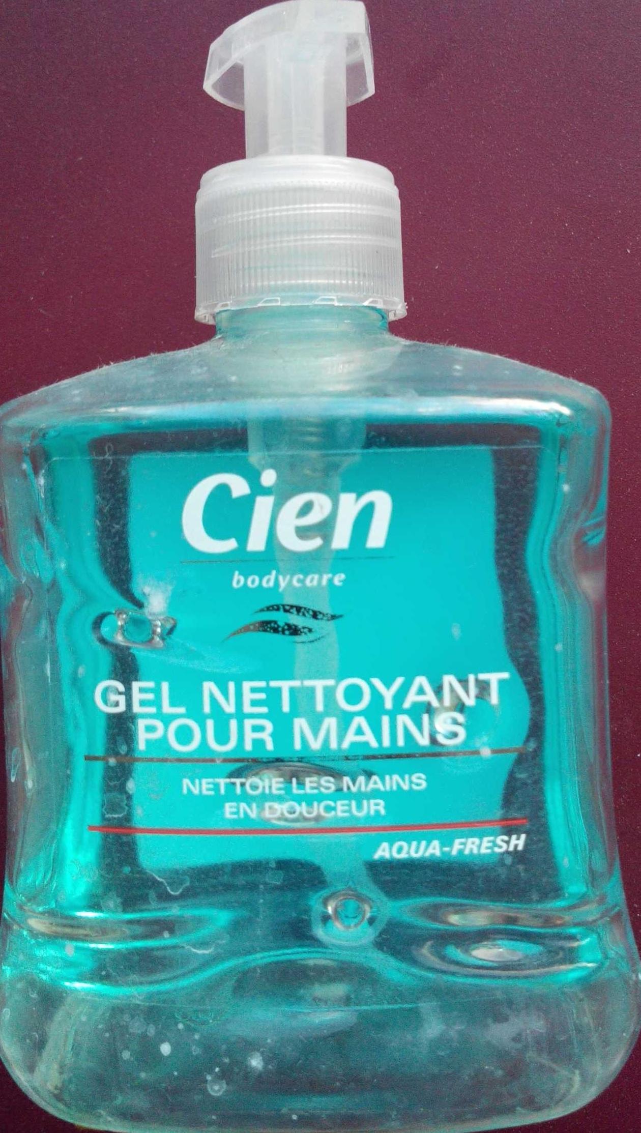 Gel nettoyant pour mains Aqua-fresh - Produit - fr