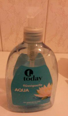 today Flüssigseife aqua - Product - de