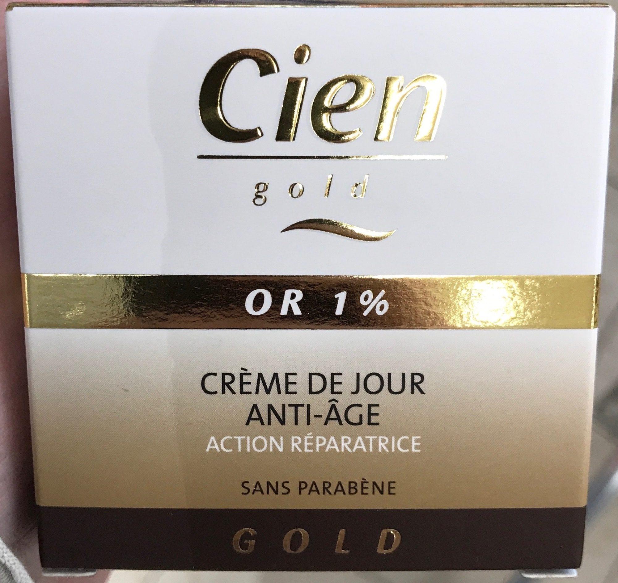 Crème de jour anti-âge Gold (Or 1%) - Product - fr