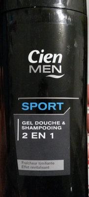 Gel douche et shampooing Sport 2 en 1 - Product