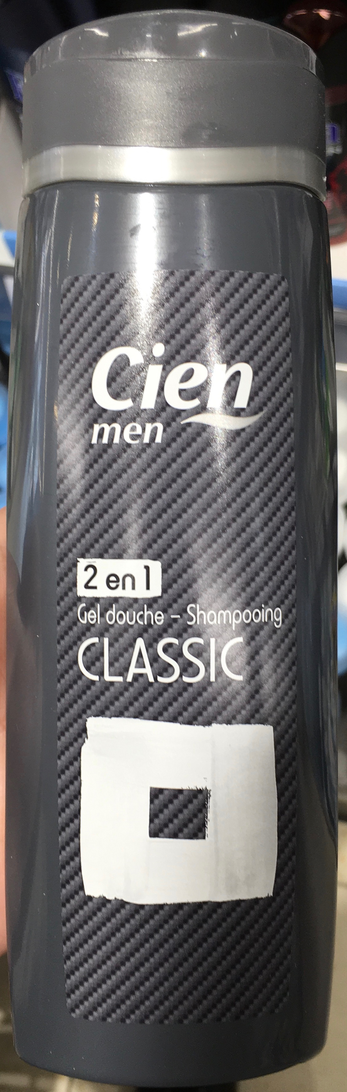 Gel douche Shampooing 2 en 1 Classic - Product
