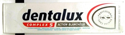 Complex 5 Action Blancheur - Product