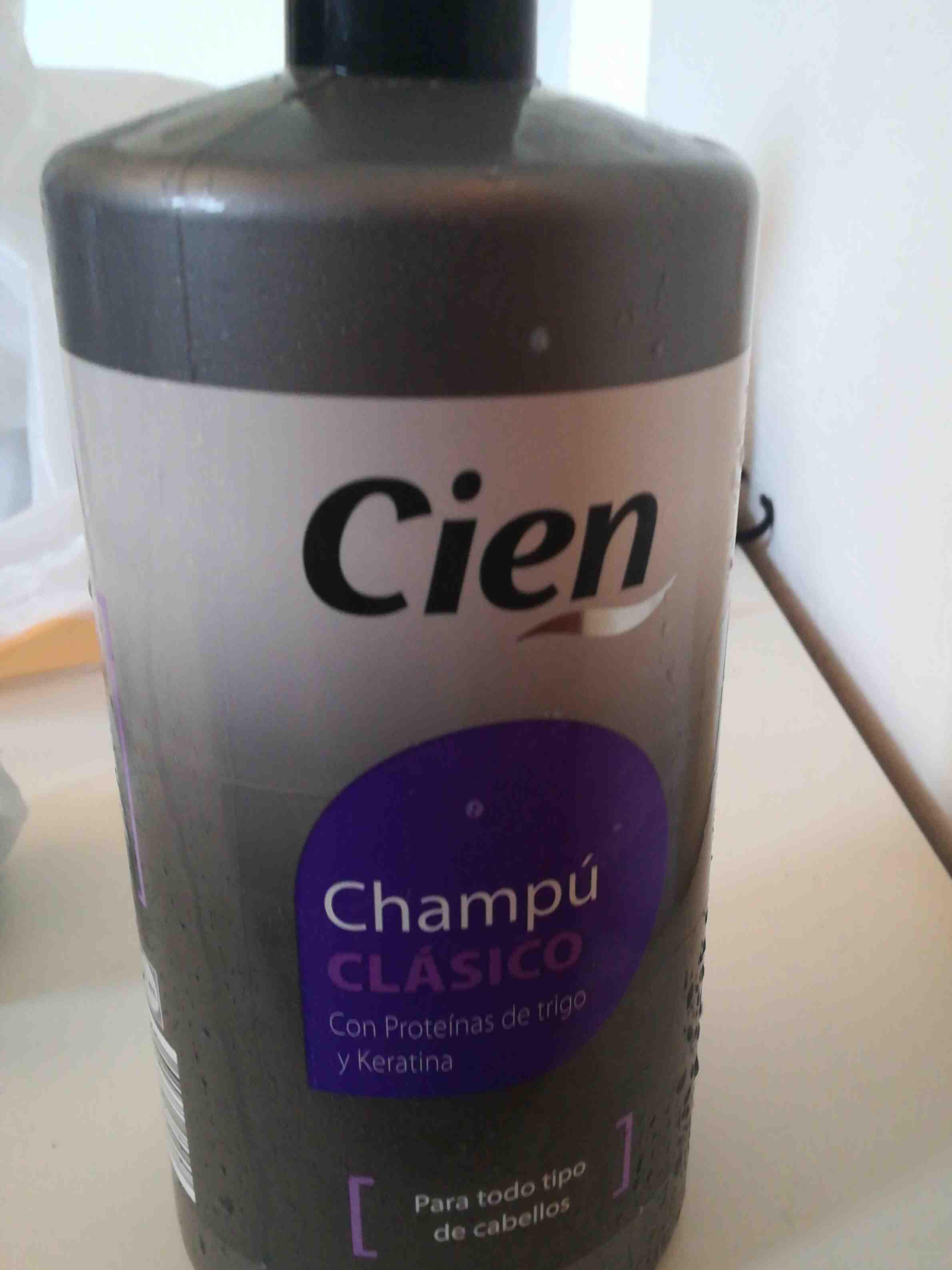 Champu clasico cien - Produit - en