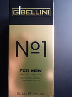Gibellini N°1 for men - Product - en