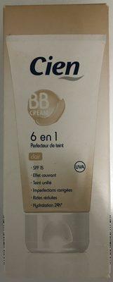 BB Cream 6 en 1 clair - Product