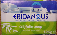 Olijfolie-zeep met aloe vera geur - Product - nl