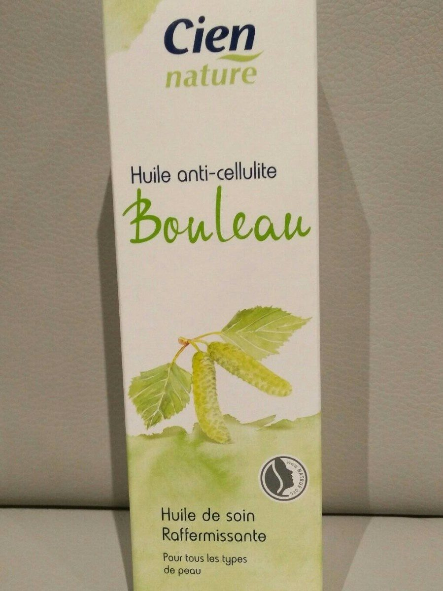 Huile anti cellulite bouleau - Product - fr