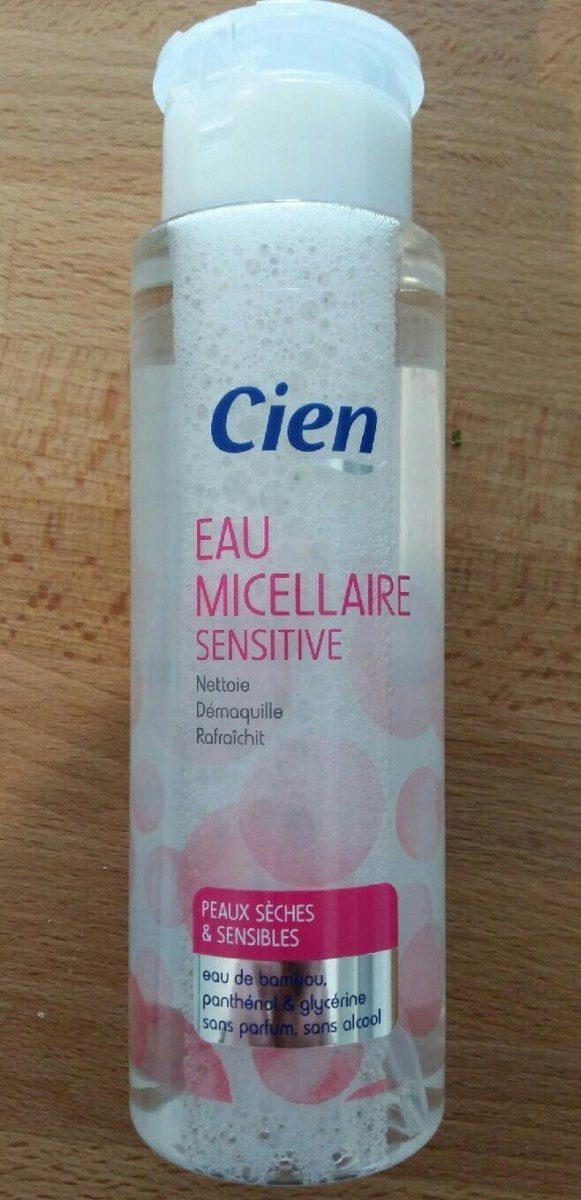 Eau micellaire sensitive - Product - fr
