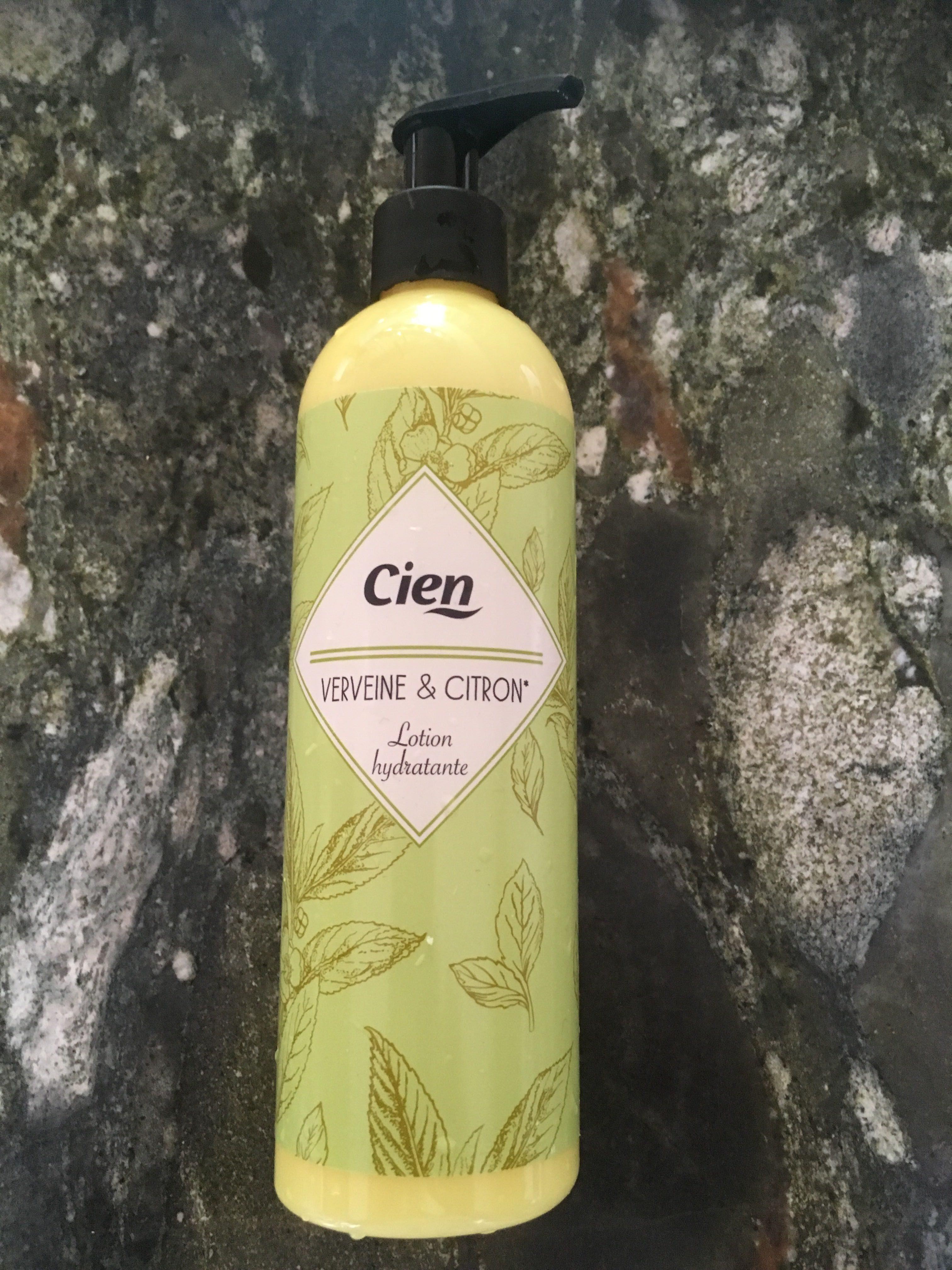 Verveine et citron - Product