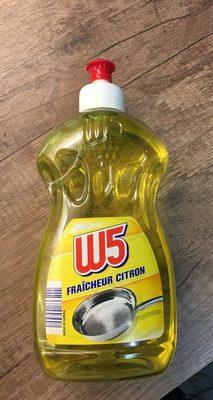 W5 fraicheur citron - Produit - fr