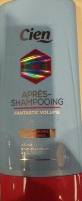 Après shampooing fantastic volume - Produit - fr
