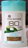 Culture Bio Gel Douche Fraîcheur à l'Aloe Vera bio - Product - fr