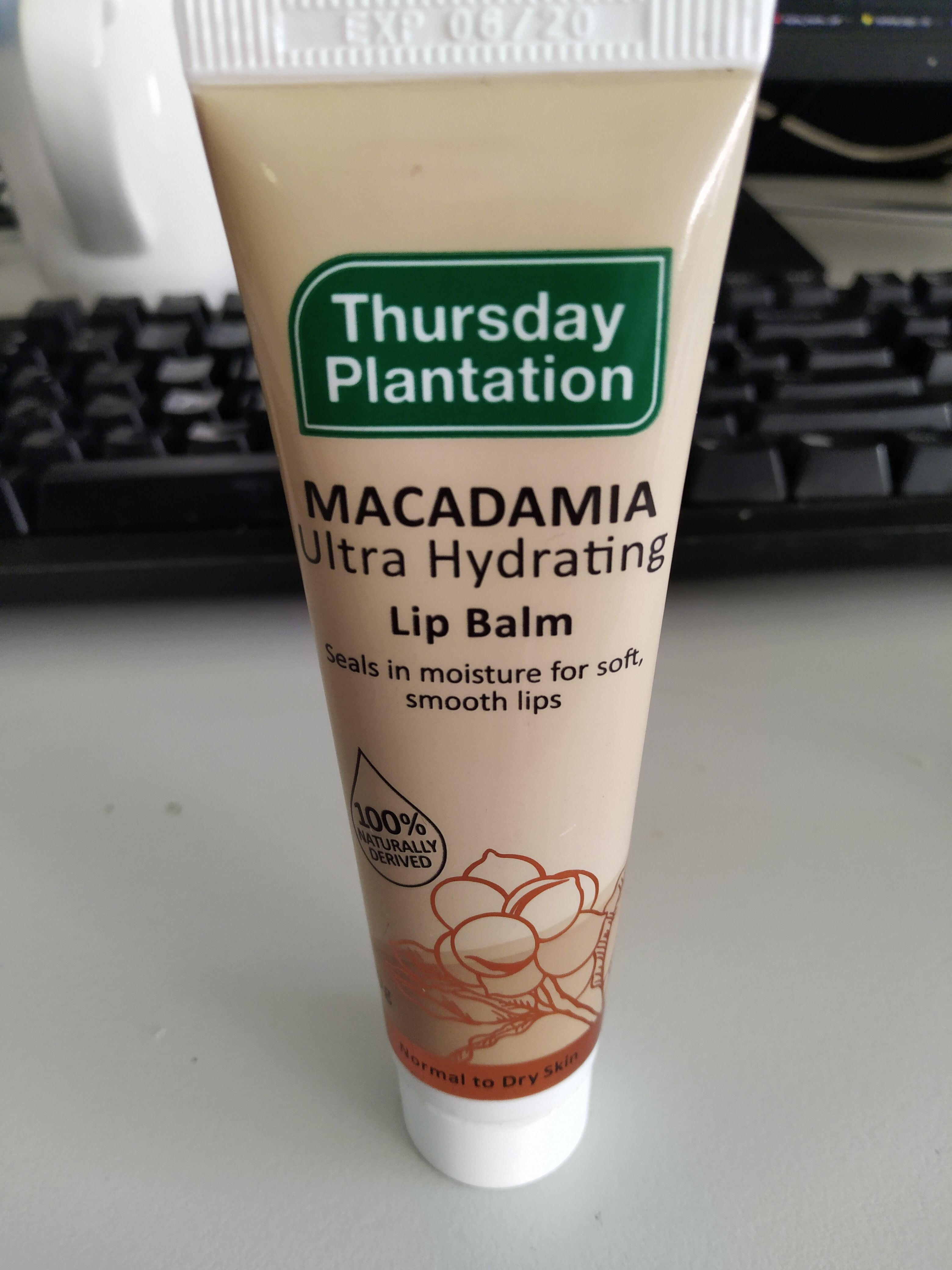 Macadamia Ultra Hydrating Lip Balm - Product - en