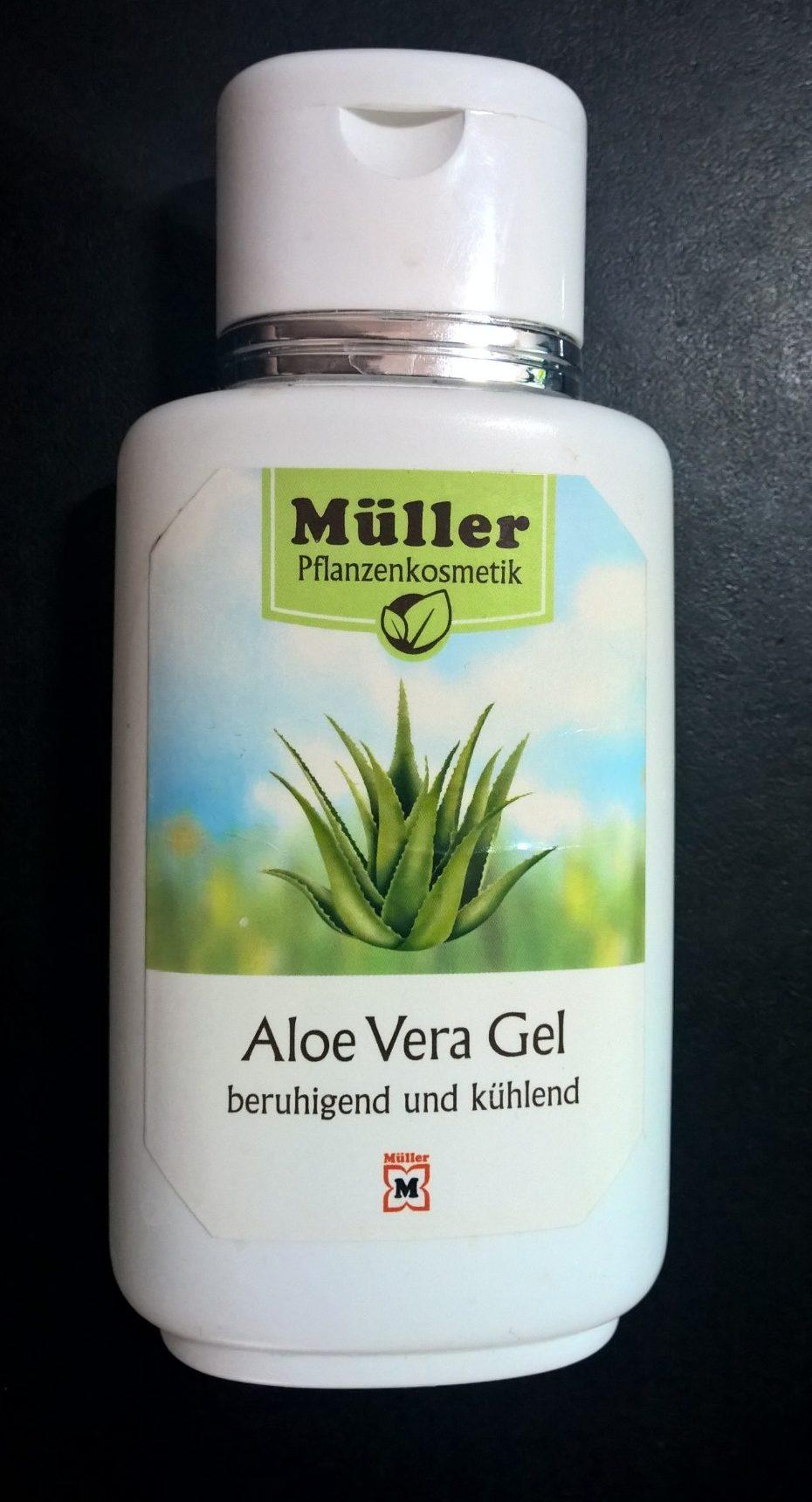 Aloe Vera Gel - Product
