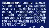 Reine Pflanzenölseife Sport - Ingredients - de