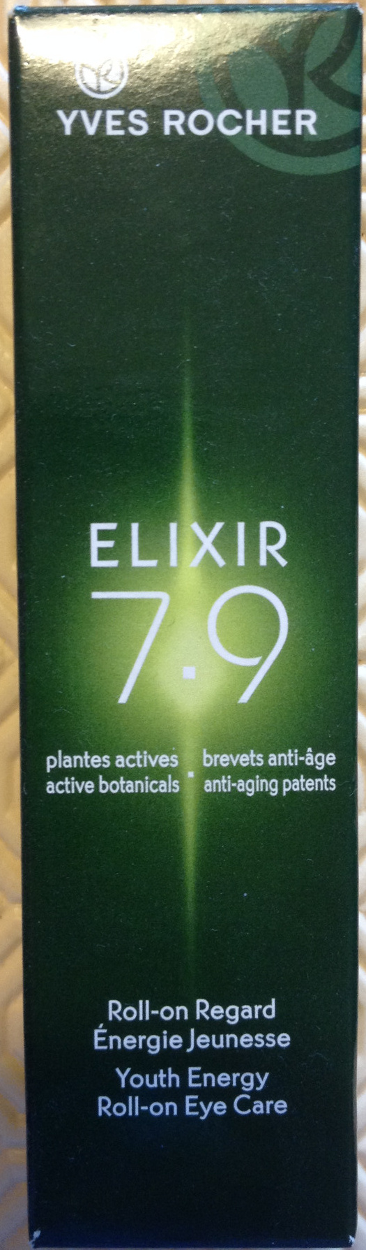 Elixir 7.9 roll-on Regard - Produit - fr