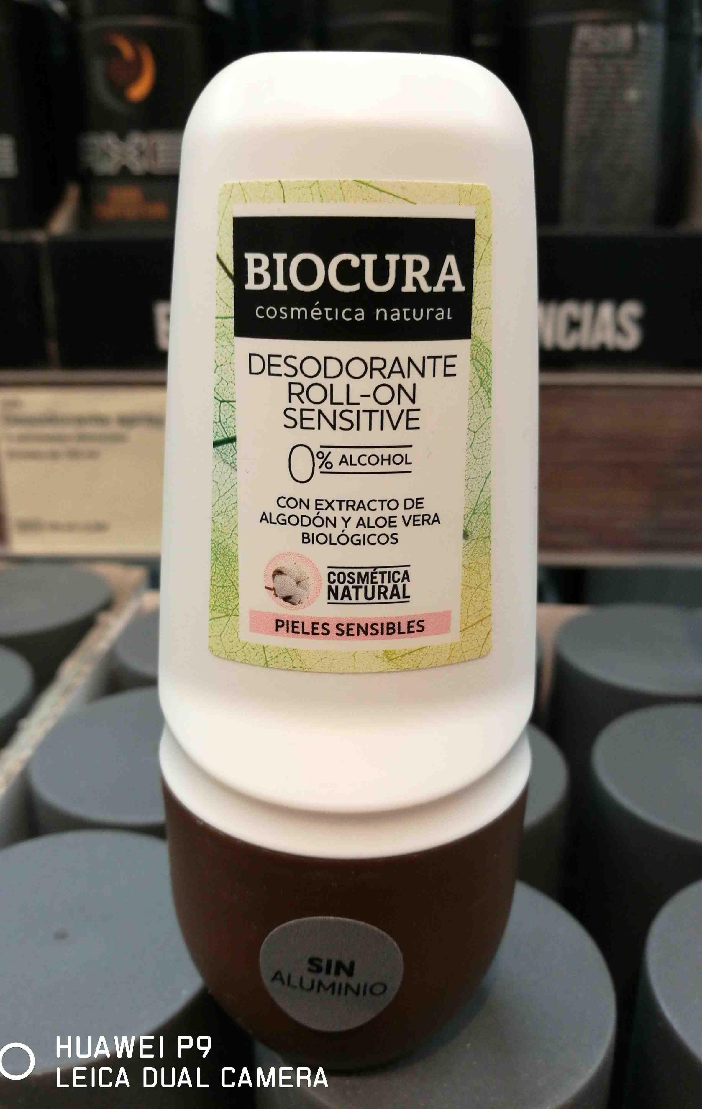 desodorante biocura - Product