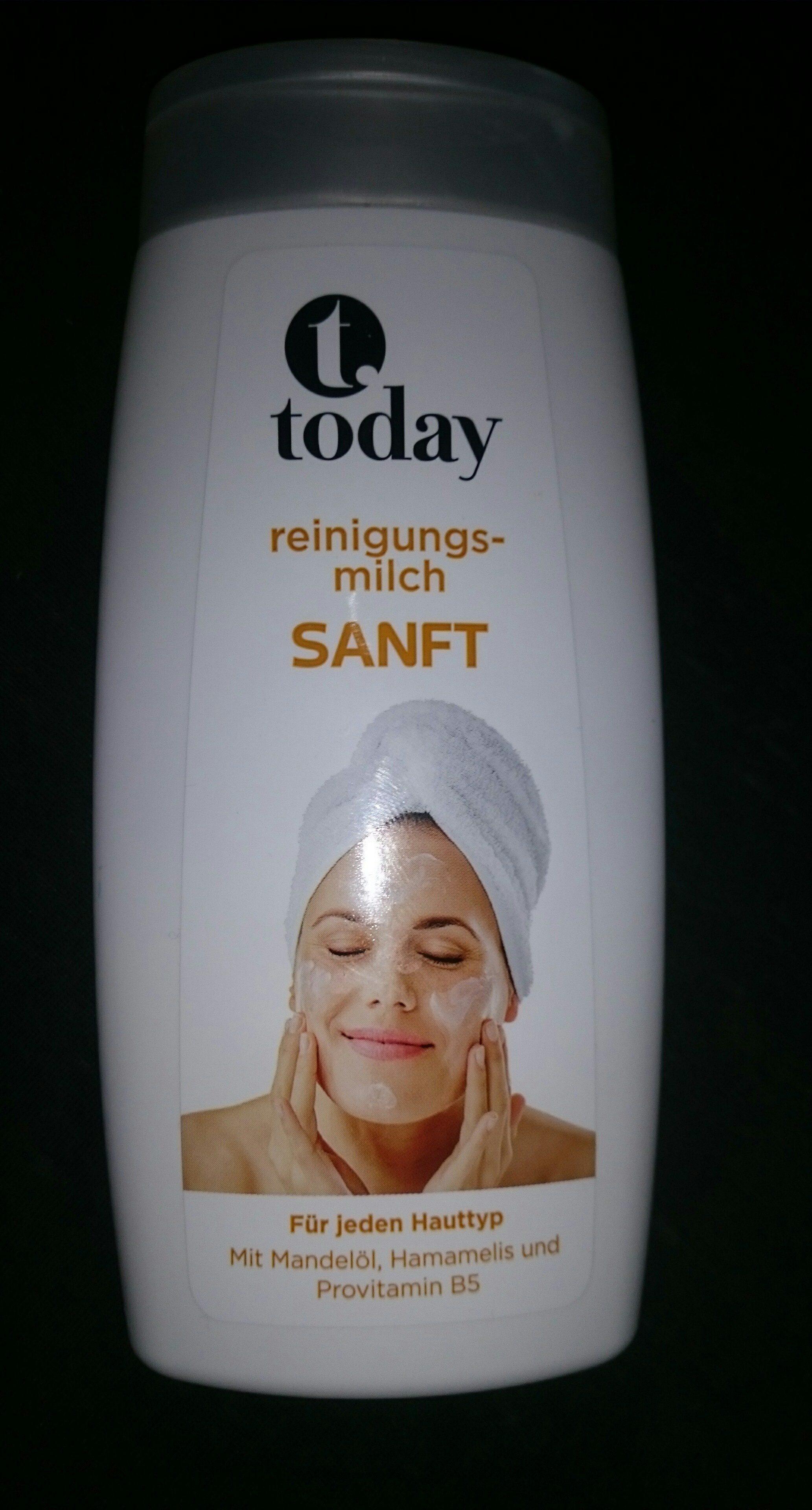 Reinigungsmilch sanft - Product