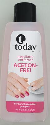 Nagellackentferner Acetonfrei - Produkt - de