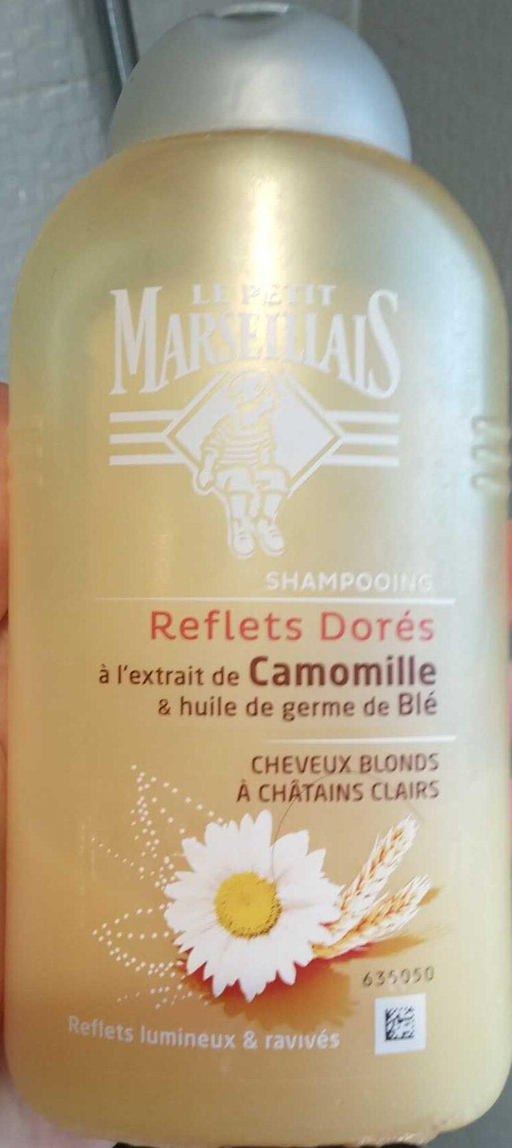 Shampooing reflets dorés - Product - es