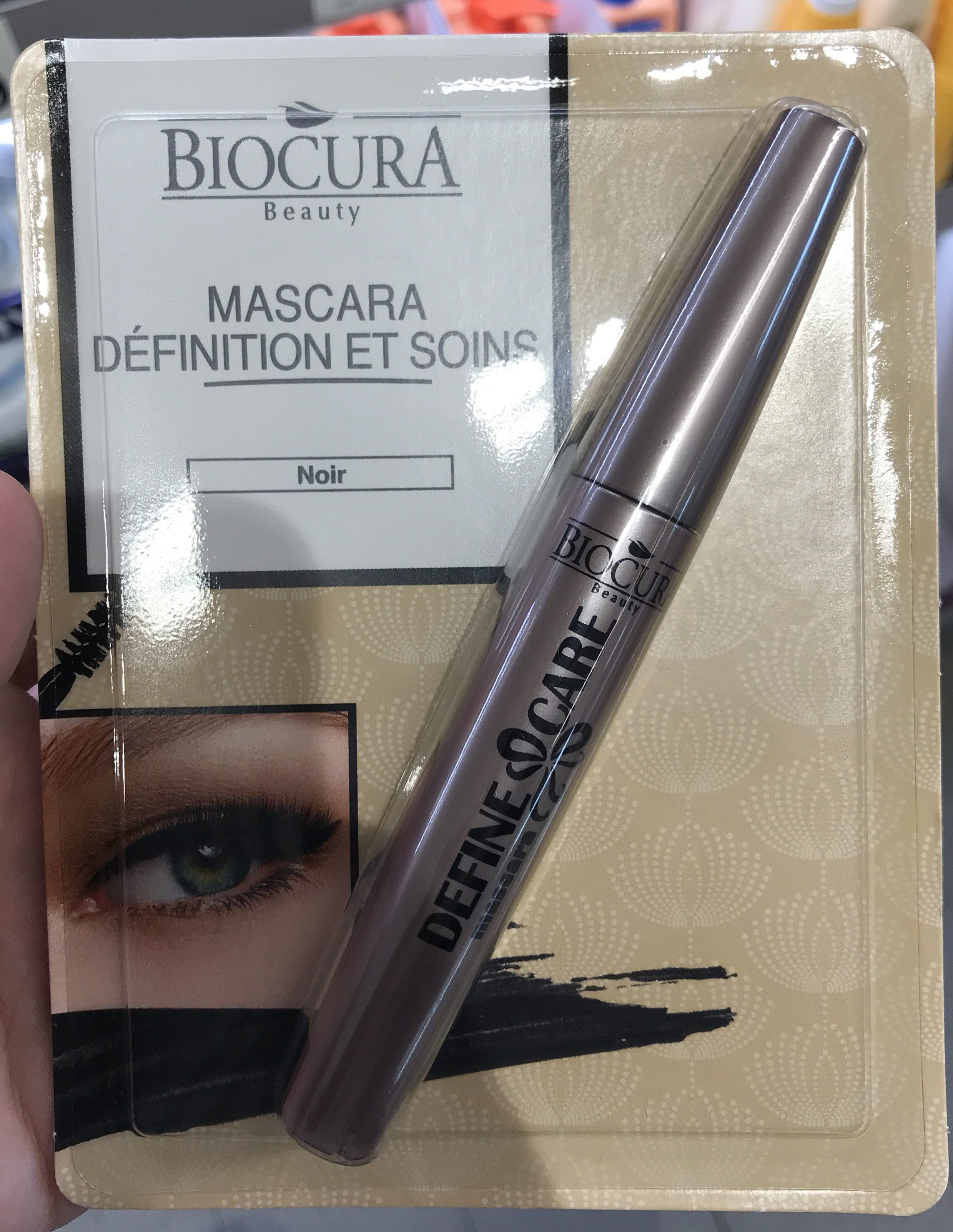 Mascara Définition et Soins Noir - Product - fr