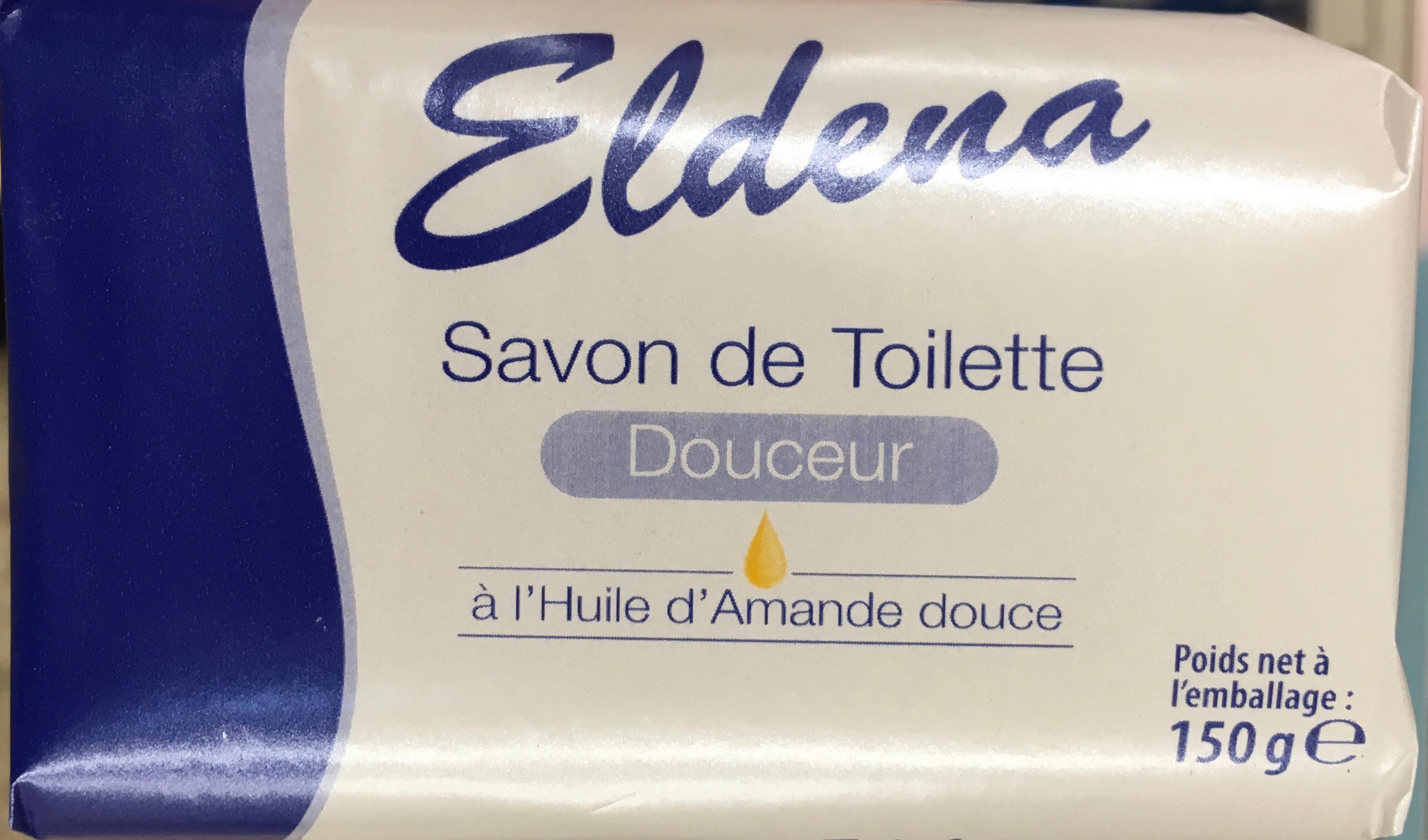 Savon de Toilette Douceur à l'Huile d'Amande douce - Product - fr