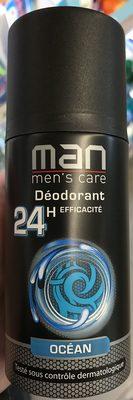 Déodorant Océan 24H - Produit - fr