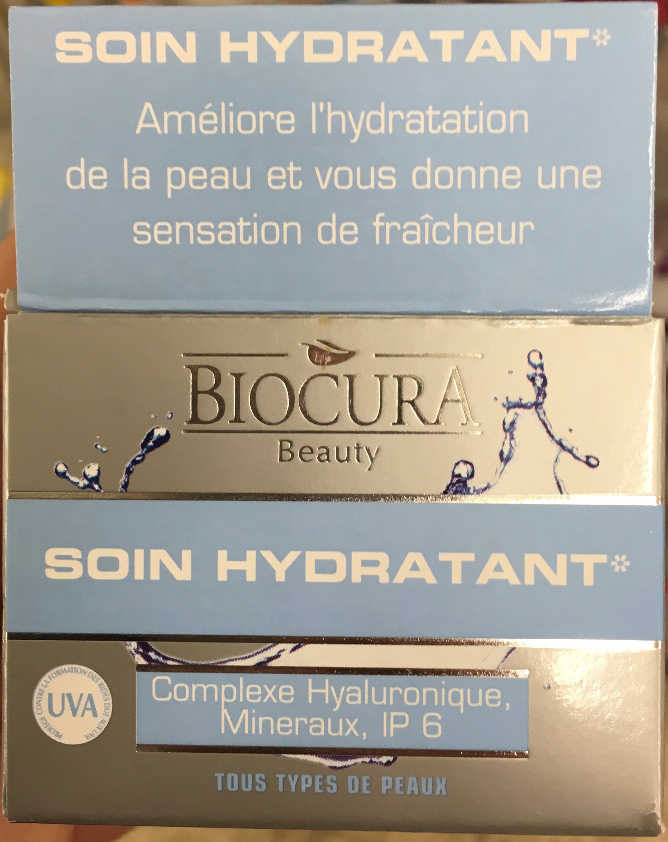 Soin hydratant - Product