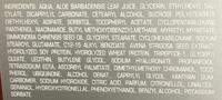 Anti-âge Soin de jour Q10 Active - Ingredients
