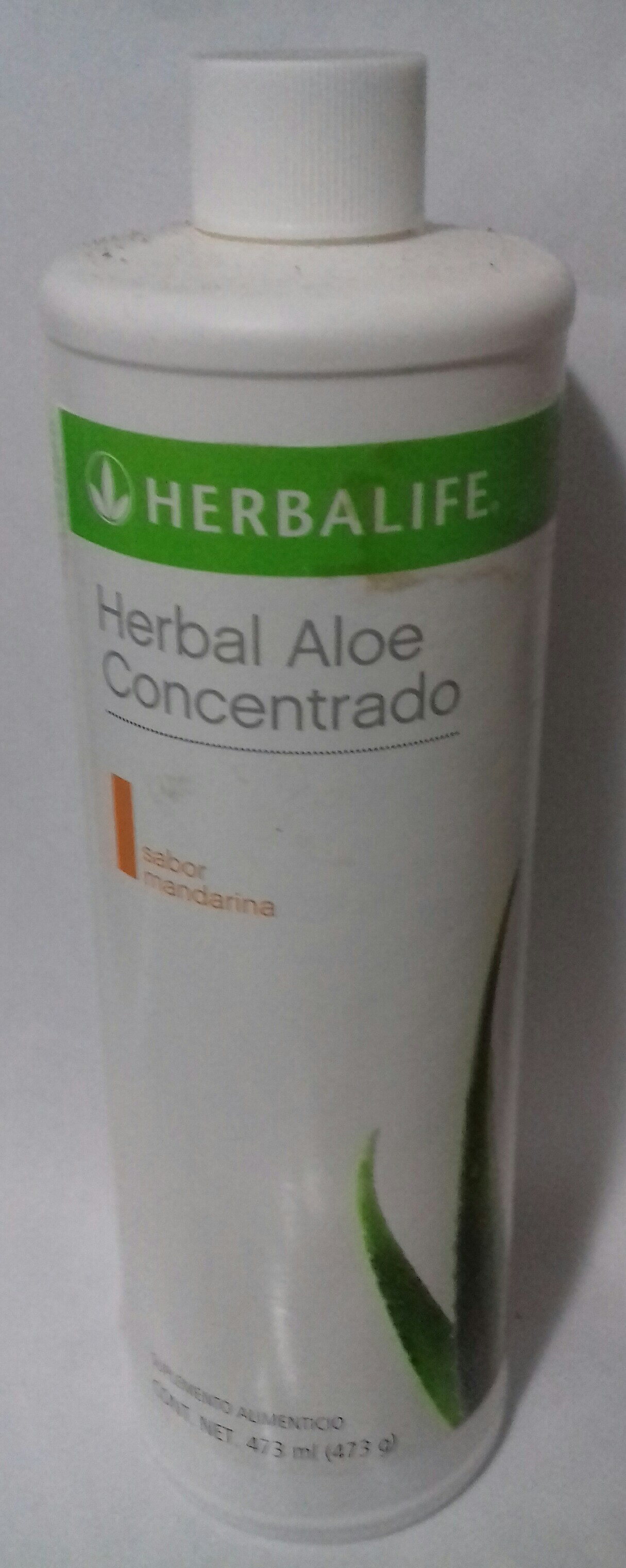 Herbal Aloe Concentrado - Product - es