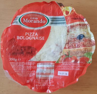 Casa Morando -  Pizza - Product