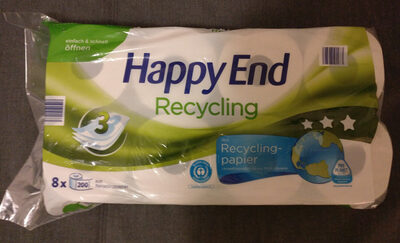 Happy End Recycling - Product - de