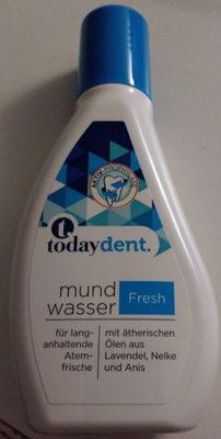 mundwasser Fresh - Product
