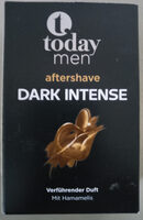 aftershave DARK INTENSE - Product - en