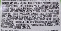 Kräuter Shampoo - Ingredients - de