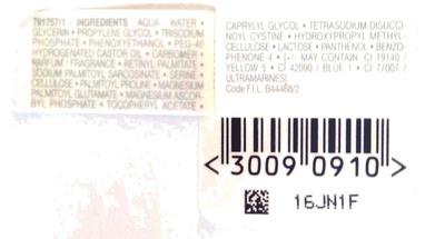 Croissance! - Ingredients - fr
